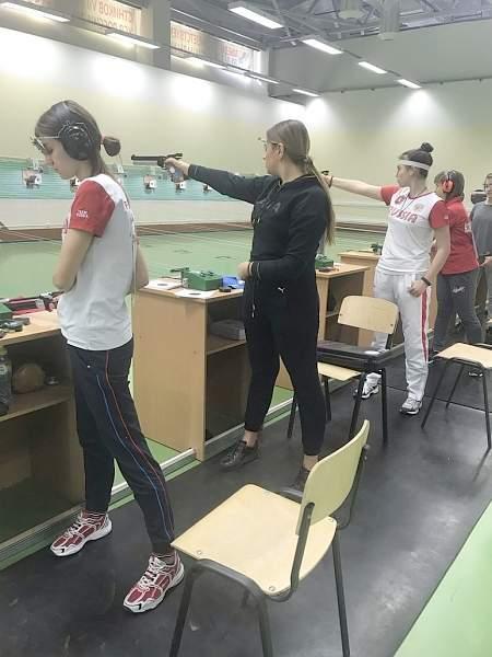 Луганская спортсменка победила на кубке Краснодарского края по стрельбе из пневматического оружия
