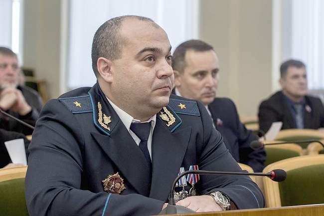 Народный Совет ЛНР на очередном пленарном заседании назначил Генерального прокурора Луганской Народной Республики (ФОТО)