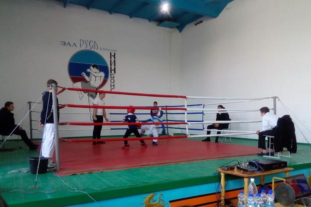 Турнир-фестиваль по кикбоксингу собрал в Лутугино 70 юных спортсменов (ФОТО)