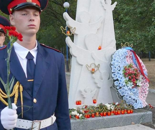 Жители Донбасса знают ценность мира!