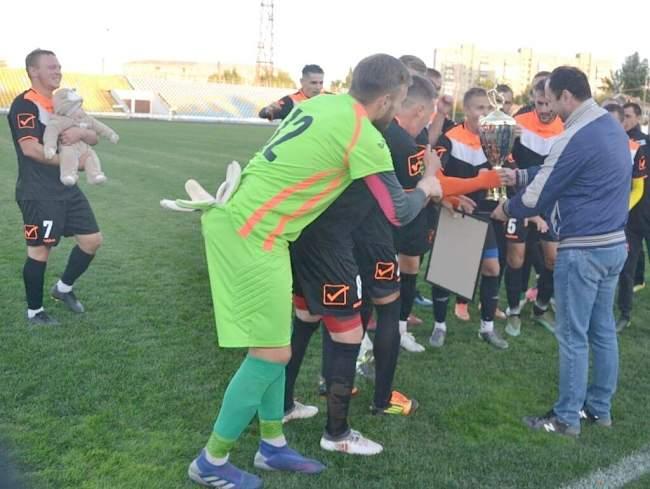 Финал Кубка ЛНР по футболу прошёл в Свердловске