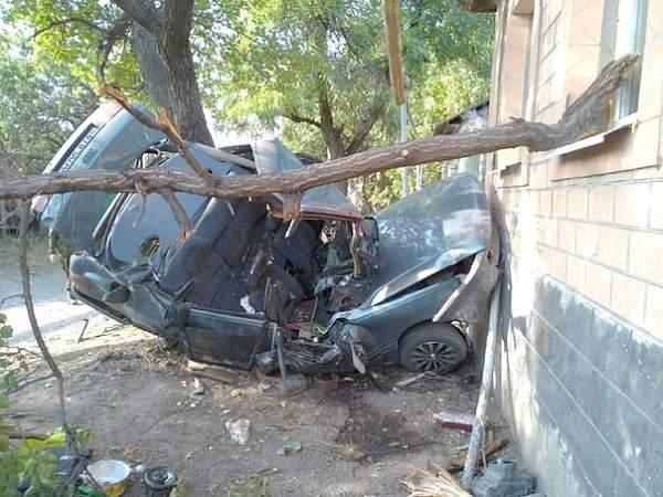 В поселке Большая Вергунка в результате ДТП погиб 25-летний мужчина