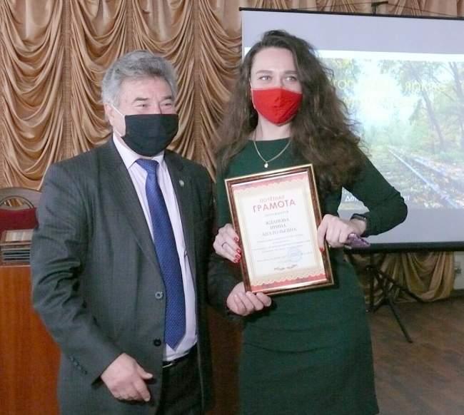 «Луганская железная дорога глазами фотографа»: награждение победителей