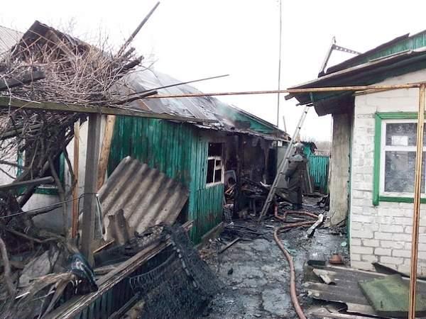 В пгт Чернухино жертвой огня стал 63-летний мужчина