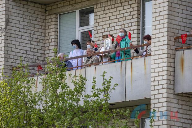 Певица Чичерина выступила для пациентов и коллектива республиканского госпиталя ветеранов (ФОТО)