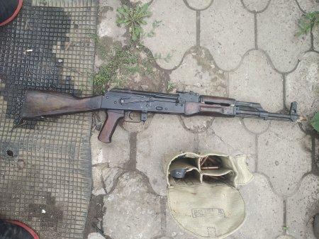Сотрудниками Генеральной прокуратуры ЛНР изъято оружие и боеприпасы (ФОТО)