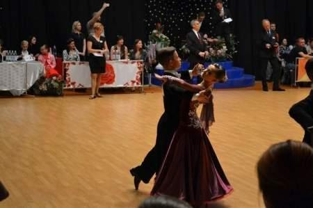 Конкурс бальных танцев донецке