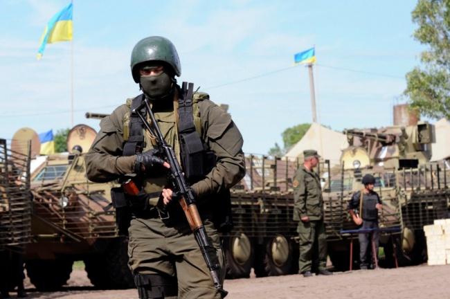 В ВСУ объявили о готовности к полномасштабному наступлению на Донбассе